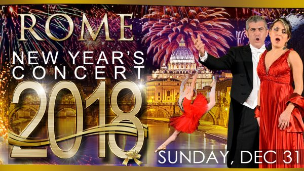 New Years Concert in Rome