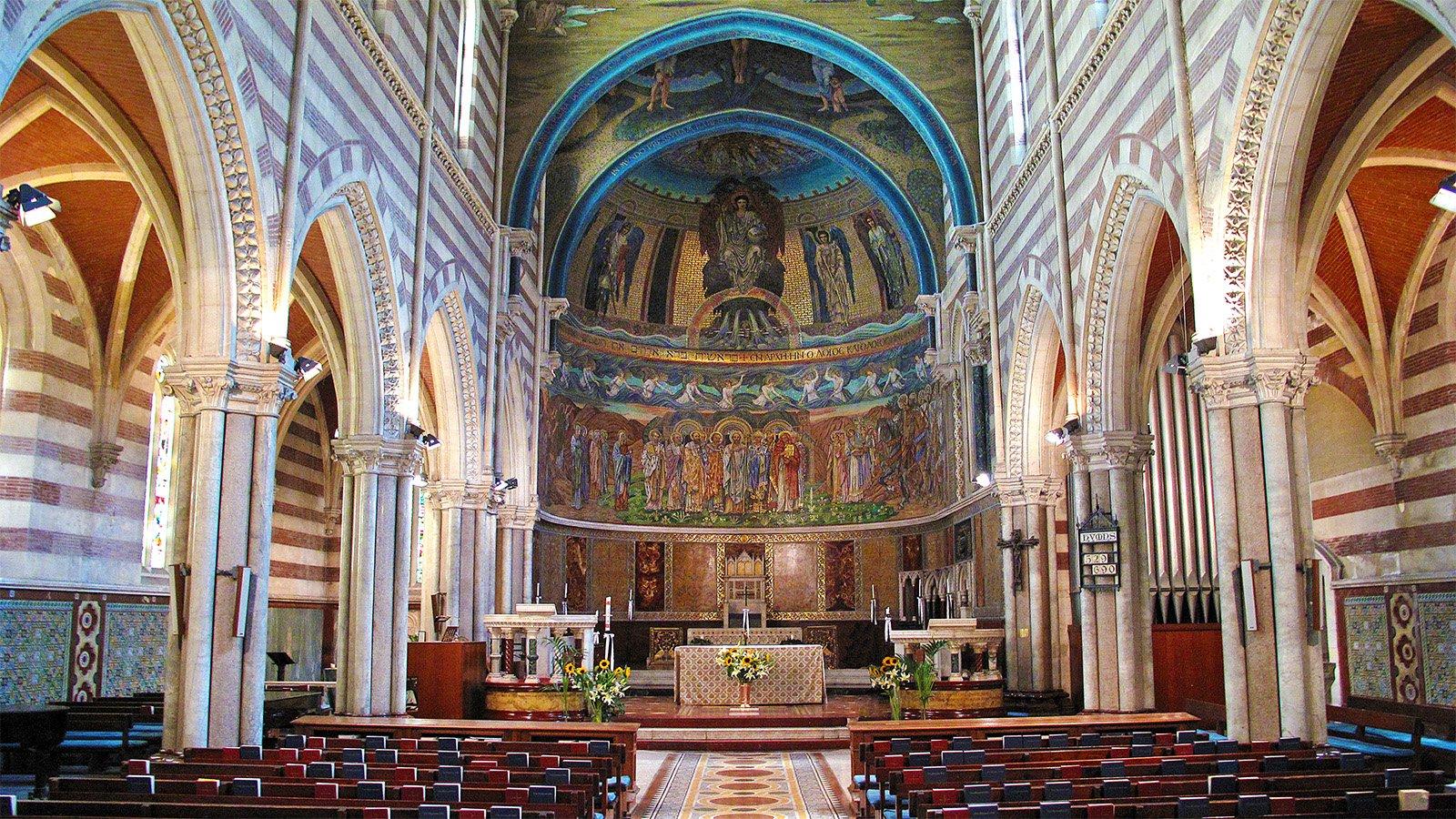 Saint Paul's Within the Walls Church