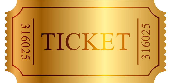 Image result for png golden ticket