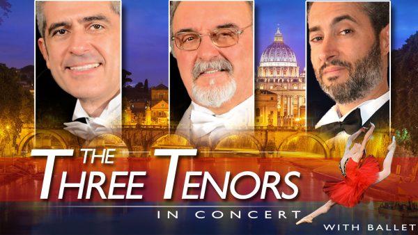 The Three Tenors in Rome