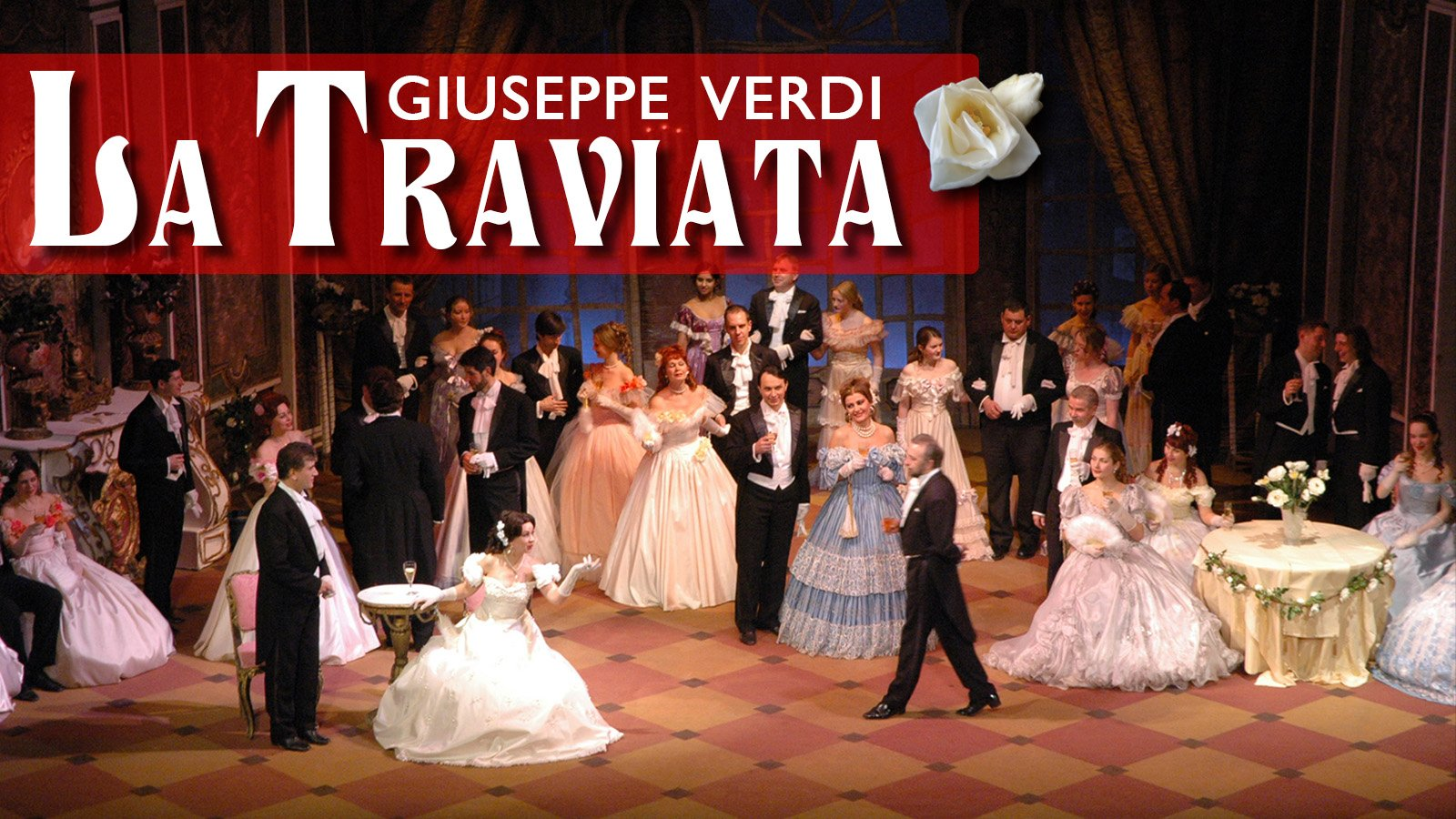 Image result for la traviata opera
