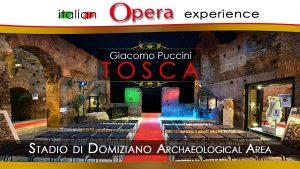 Italian Opera Experience Tosca by Giacomo Puccini