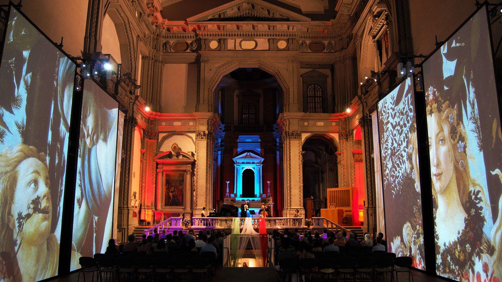 Auditorium Santo Stefano al Ponte Vecchio Firenze