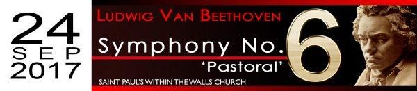 Beethoven Symphony 6 pastoral