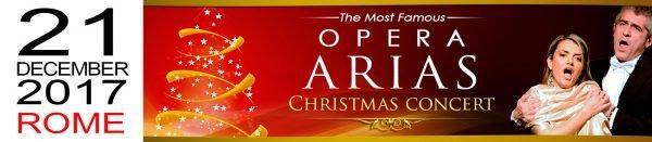 Christmas Concert Rome