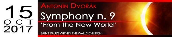 Dvorak 9 from the new world