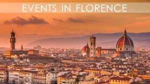 Events in Florence