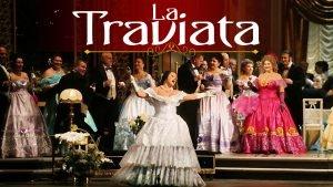 La Traviata Opera Pocket in Florence