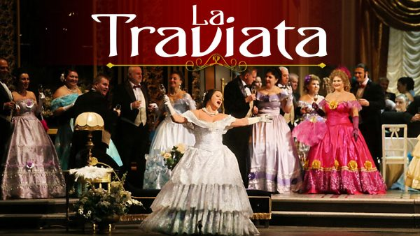 La Traviata Opera Pocket in Florence