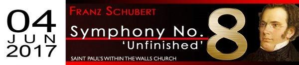 franz schubert symphony 8 unfinished
