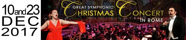 Great Symphonic Christmas Concert in Rome
