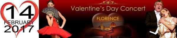 Valentines day Concert in Florence