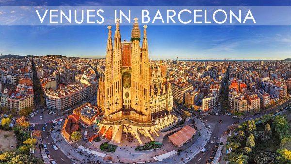 Venues in Barcelona