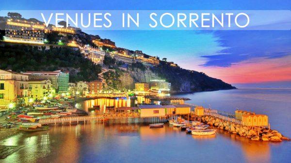 Venues in Sorrento