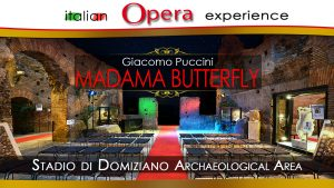 Italian Opera Experience Madama Butterfly