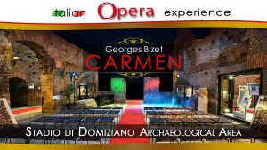 Italian Opera Experience Carmen by Georges Bizet
