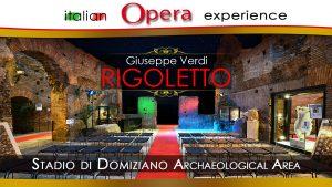 Italian Opera Experience Rigoletto by Giuseppe Verdi