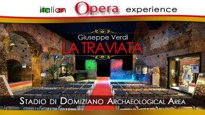 Opera Experience Traviata Giuseppe Verdi