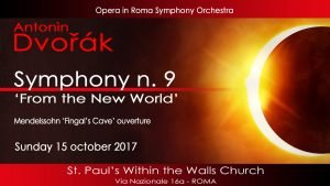 Antonin Dvorak 9 from the new world