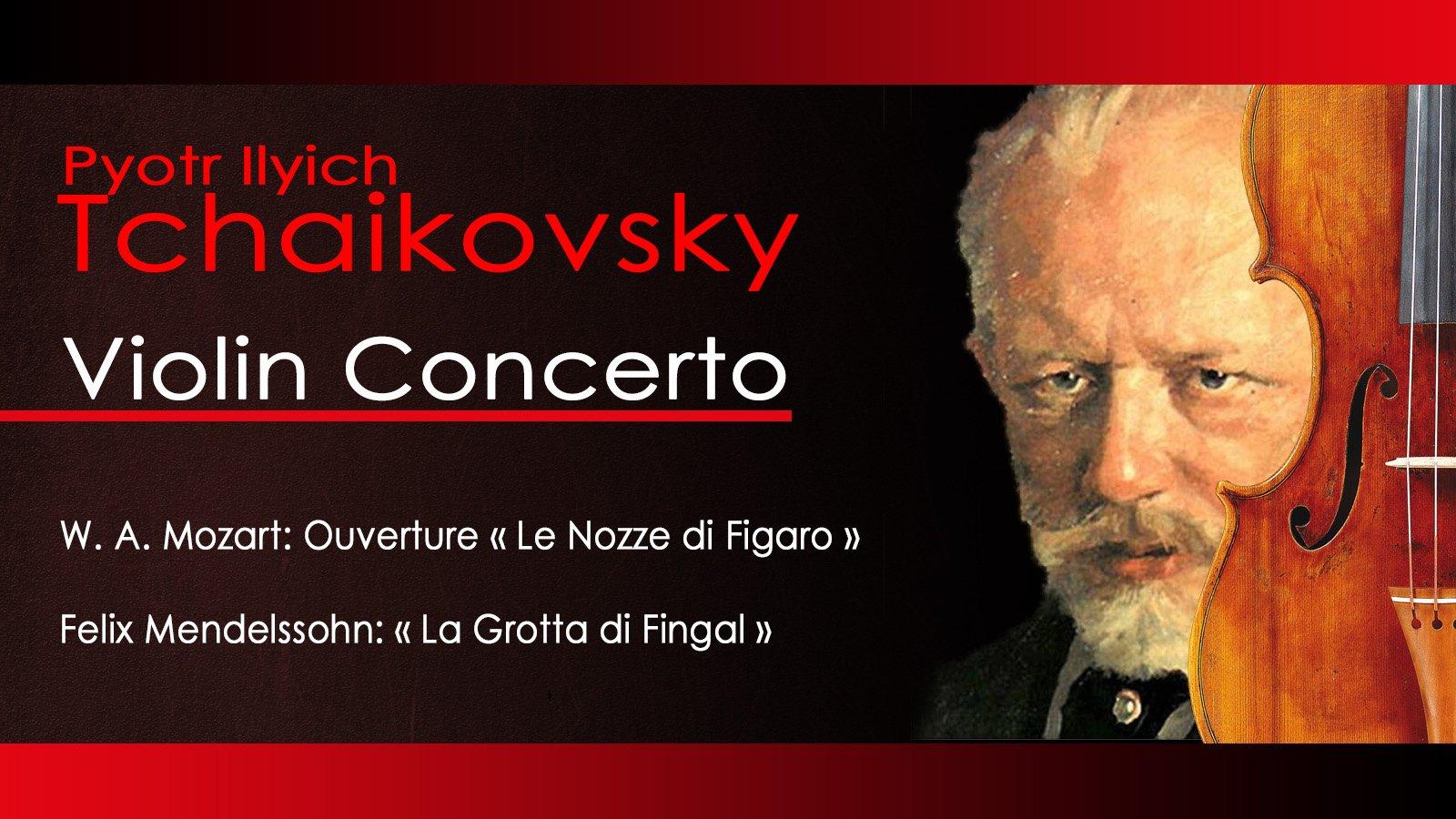 Tchaikovsky Violin Concerto Rome