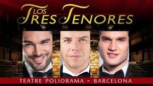 Los Tres Tenores Barcelona