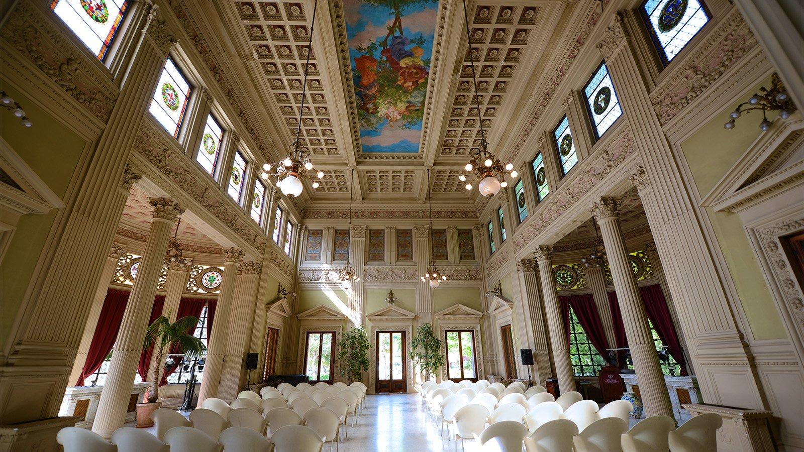 Sala Storica Terme Excelsior Montecatini Terme