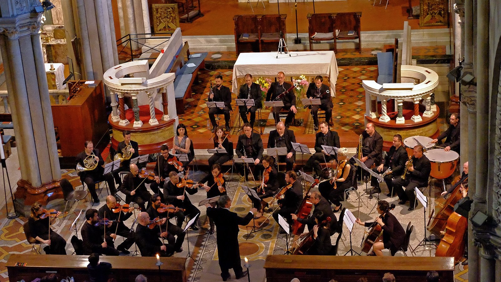 Opera in Roma Symphony Orchestra
