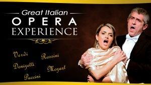 Great Italian Opera Experience