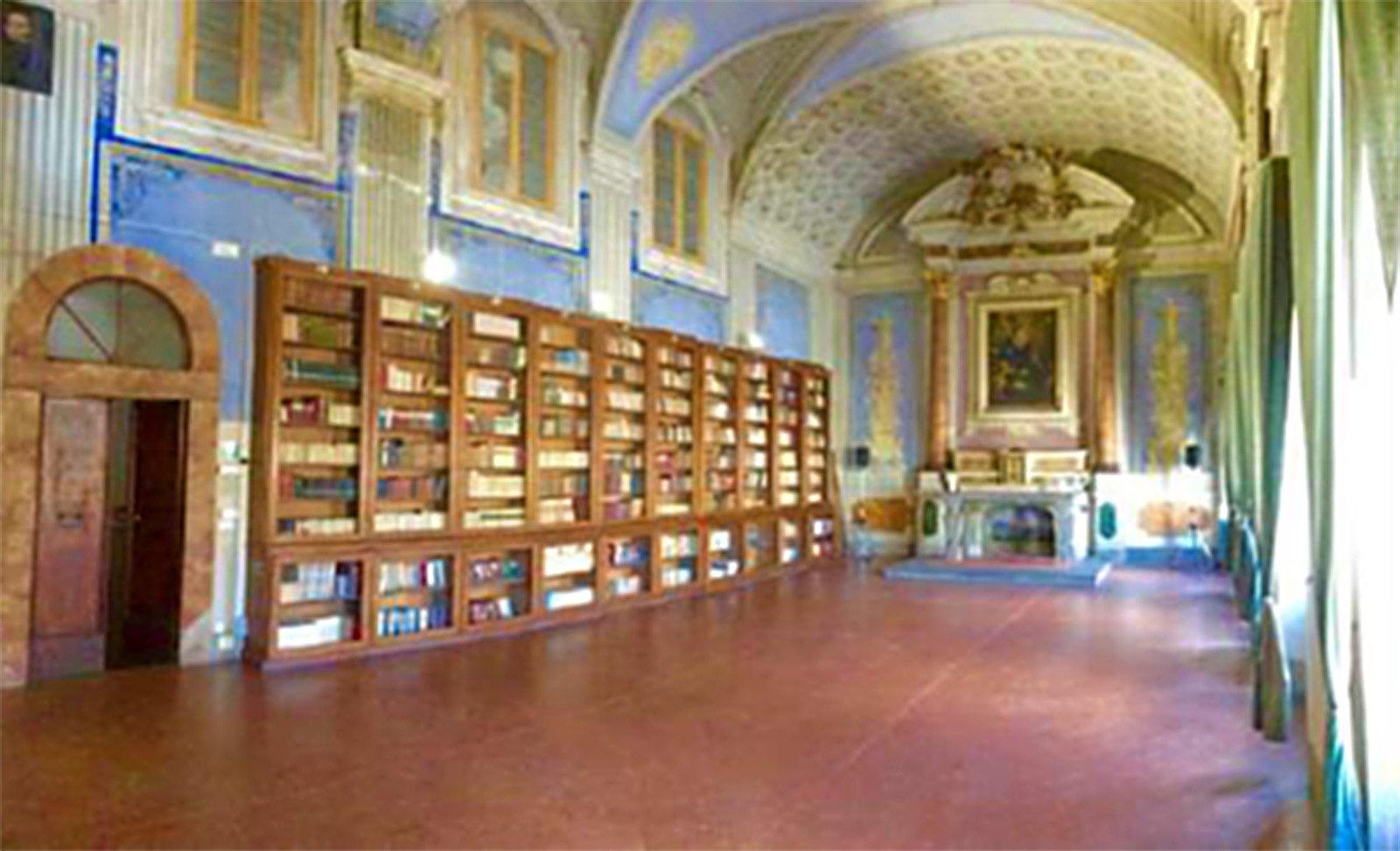 biblioteca orbassano san luigi rome - photo#13