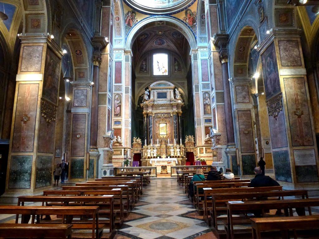 Basilica di Sant Eustachio in Campo Marzio