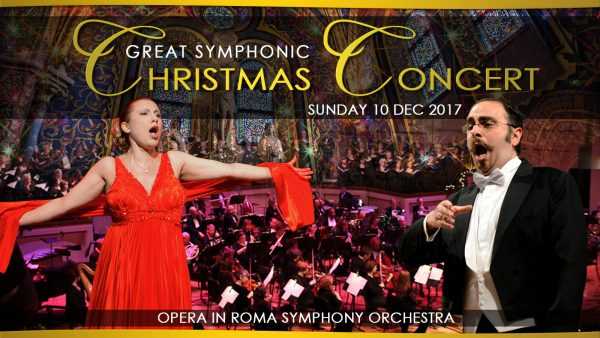 Christmas Concert in Rome