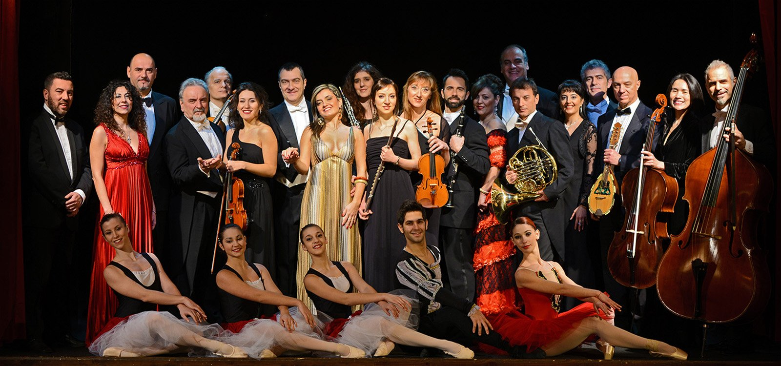 Opera in Roma Artists