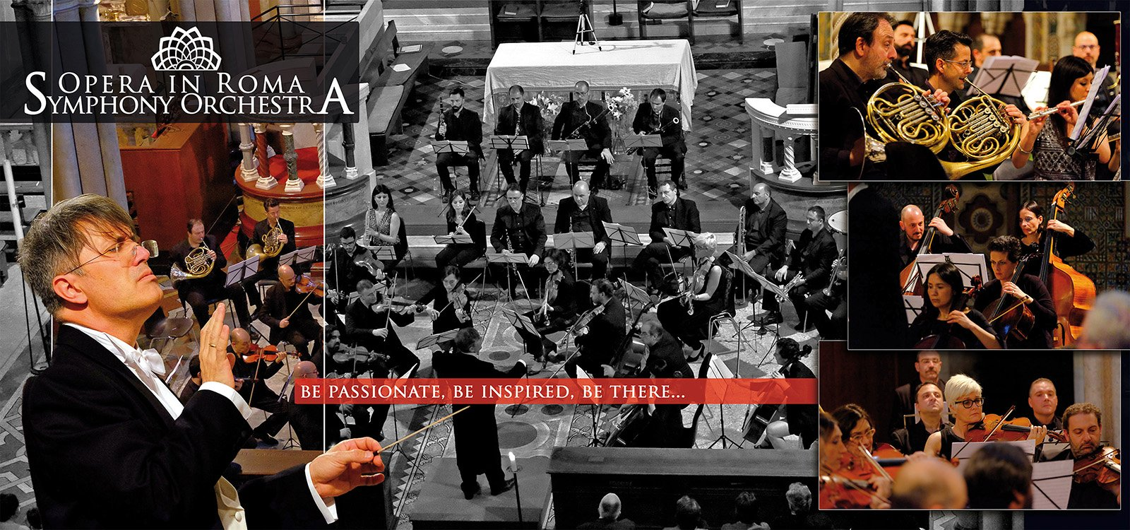 Opera in Roma Symphony Orchestra