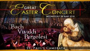 Great Easter Concert Rome