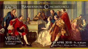 Bach Brandenburg Concerto