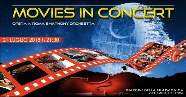 Movies In Concert in Rome