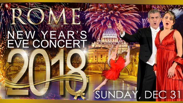 New Year's Eve Concert in Rome