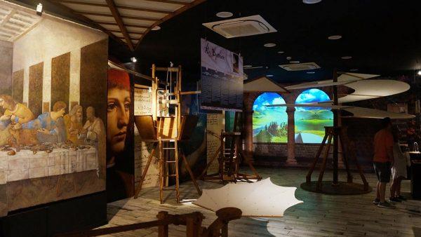 Museo-Leonardo-Da-Vinci-Experience-in-Rome