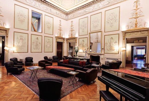 Relais-Santa-Croce-Music-Room