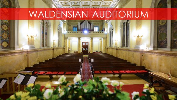 Waldensian Auditorium in Rome