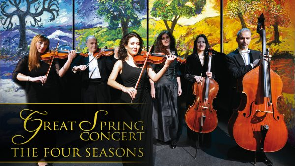 Great Spring Concert The Four Seasons