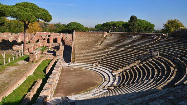 Teatro Romano Ostia Antica