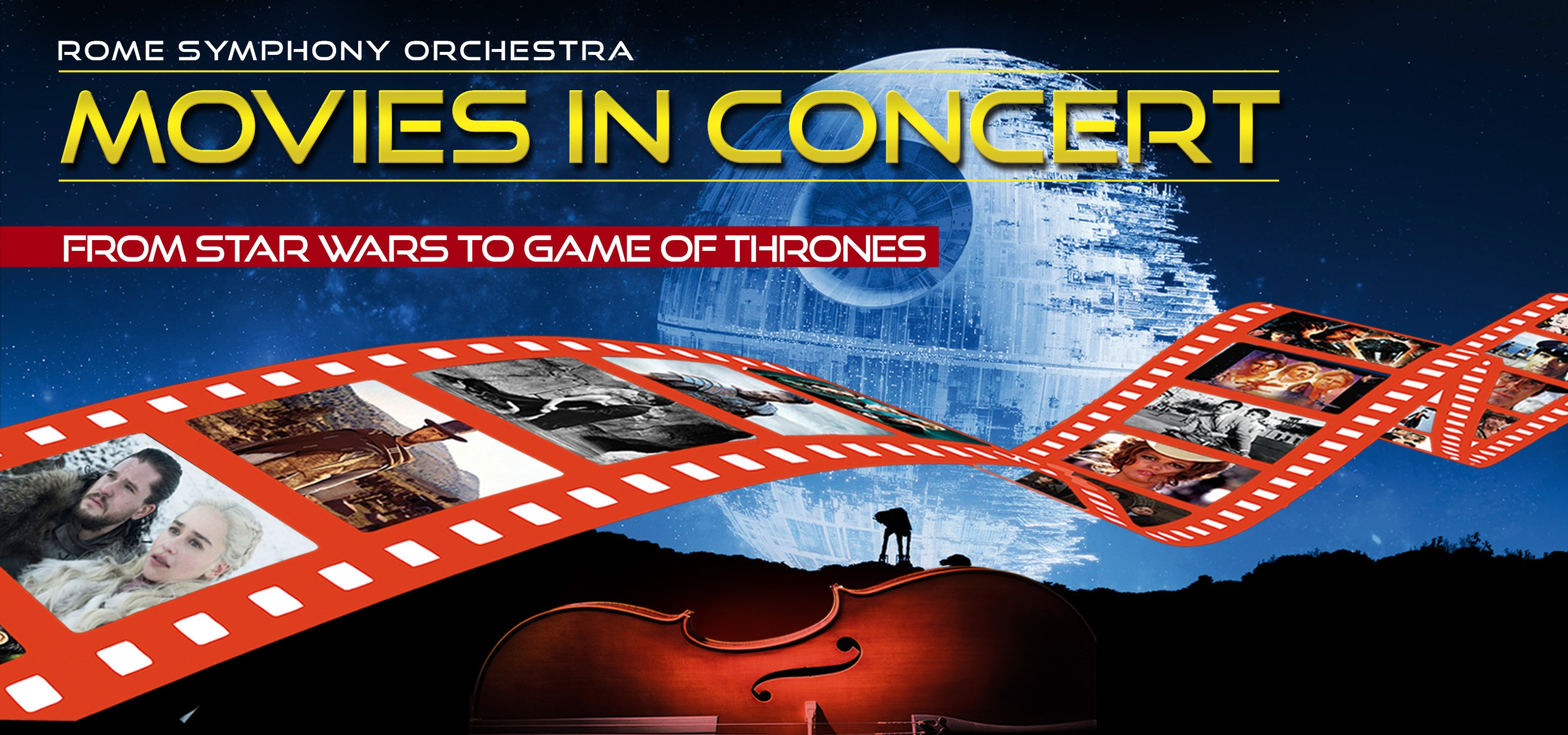 Movies in Concert Game of Thrones