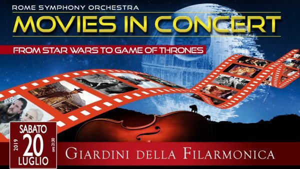 Movies In Concert from Star Wars to Game of Thrones