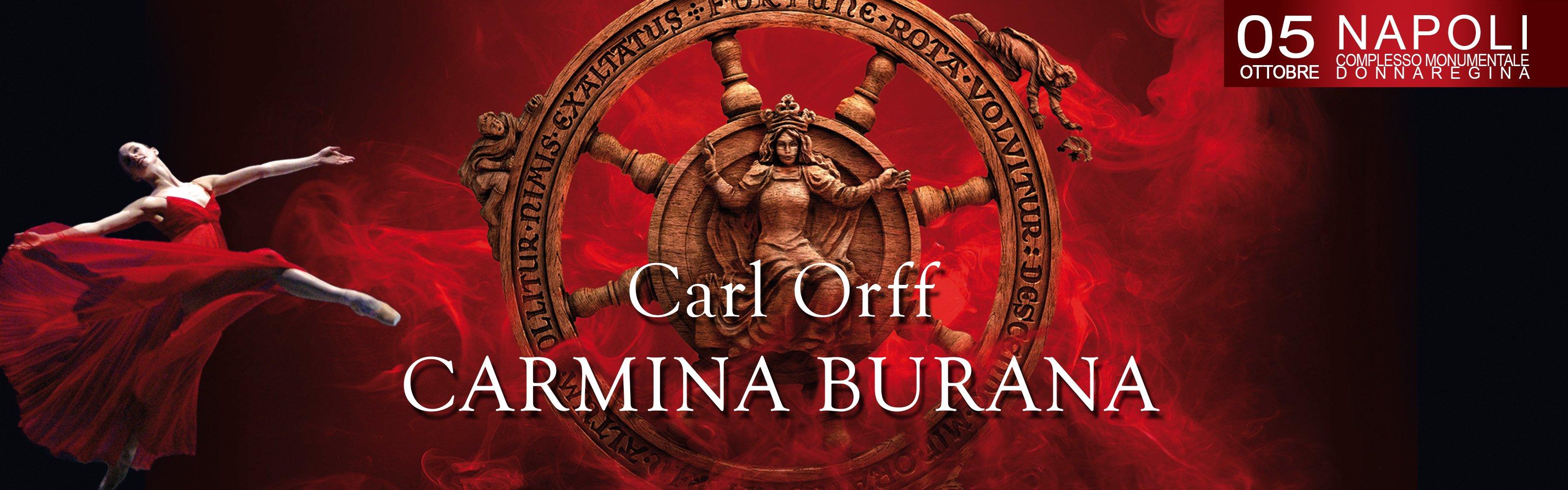 Carmina Burana Napoli