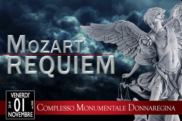 Mozart Requiem Complesso Monumentale Donnaregina