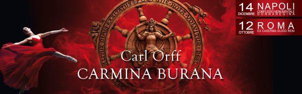 Carmina Burana Roma e Napoli