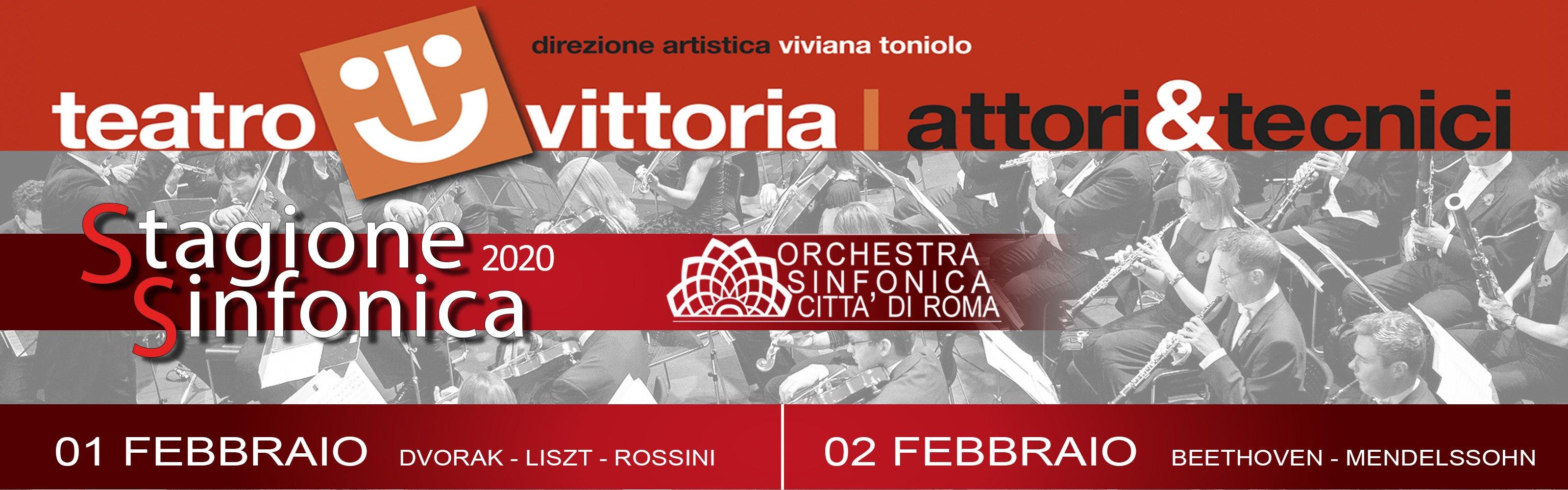 Teatro Vittoria Orchestra sinfonica città di roma
