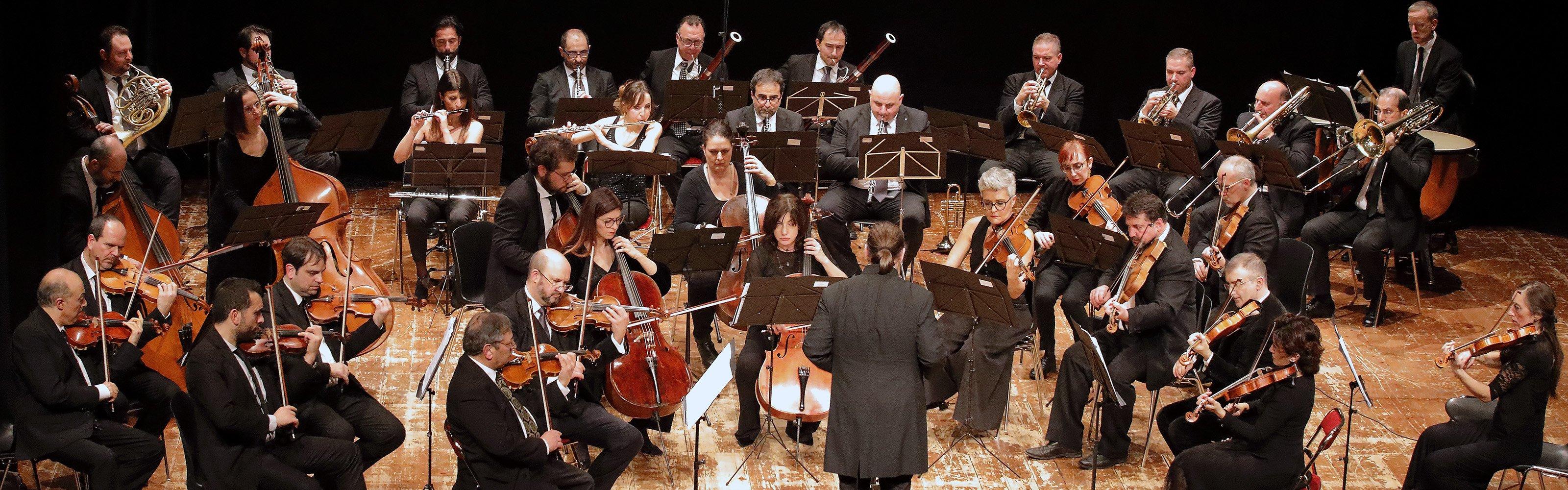Orchestra Sinfonica Città di Roma Teatro Vittoria