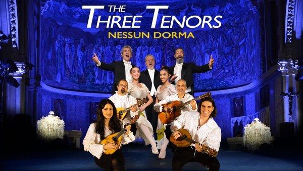 The Three Tenors in Rome Nessun Dorma
